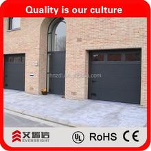 Sandwich pu foam panels for garage door and Residential sectional garage door