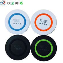 2014 Portable Qi Wireless Battery Charger for Samsung Galaxy Note 2,s2,s3,I9300,s4,I9500,six colors in stock