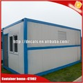 Casas de contenedores del surtidor de china