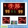 Fashion design wireless basketball shot clock scoreboard