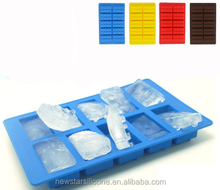 2015 China manufacture dicount and good sale silicone ice cube mold