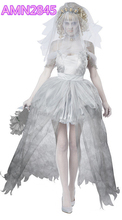 AWC-111 YIWU caddy Queen Of Heart High Quality Sexy Costume & Halloween Costume & Cosplay Costume Alice in Wonderland Costume