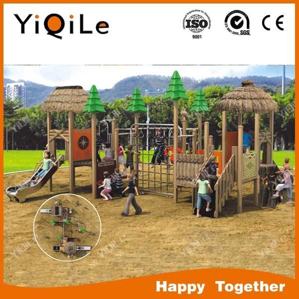 Manufatura profissional equipamentos de Playground de diversões para crianças