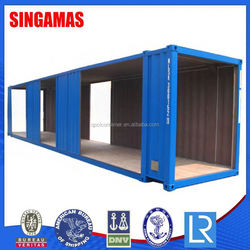 45ft Prefab Shipping Container Homes Luxury
