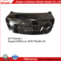 Steel Trunk Lid For Toyota Corolla Japanese Classic Car Auto Body Parts