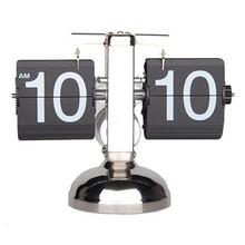 Auto Flip Down Clock with Single Holder