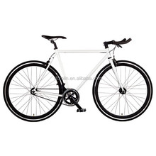 beautiful and white single speed bike for sale cheap fixed gear bike