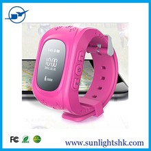 Kids GPS Tracker Smart Watch with SOS Button Anti Lost Family Number Kids Watch