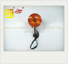 motorcycle spare parts turn indicator light GN of heavy weight A+++