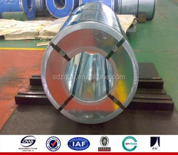 Hot Dip Galvanized steel coil/thickness 0.13mm-2.0mm,width 914mm/GI/roofing material