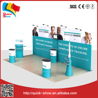 stall design Truss Booth Event pop up fan manufacturer