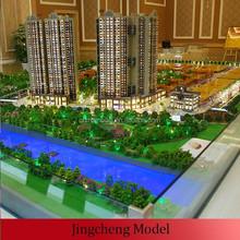 Best quality construction building hous plan scale models