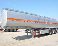 Tri-axle 40000 liters semi trailer fuel tanker trailer truck trailer