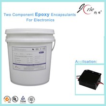 two-component high temp epoxy adhesive sealant/electrical potting compounds