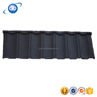 GKR-NC45 Roof Tile In Kerala Price Colorful Stone Coated Metal Roof Tile