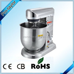 Classic high quality electric automatic food mixer 2014 price for sale (TL-10L)