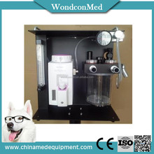Special virtual anesthesia machine for small vet