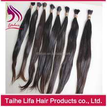 High quality 100% human hair remy ,good price