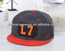 popular l7 ropa sombreros y gorras snapback tapa de la marca hip hop tapa