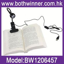 With clip mini reading book light ro 82