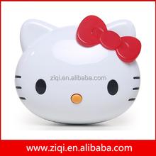 Cute Big Capacity External Battery 8000mah Hello Kitty Power Bank