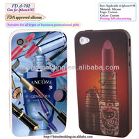 Full color printing Silicone case for Iphone5