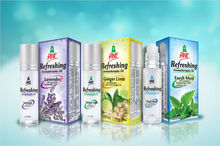 Ainie Refreshing Aromatherapy Oil