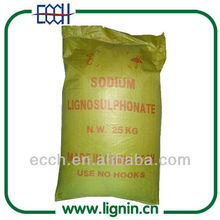 Sodium Lignosulfonate MN-3 water animals raw materials plastic