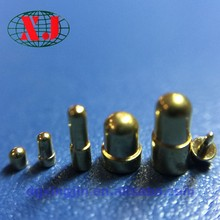 Quanlity Pogo Pin Connector For Cell Phone Charge custom pogo pin manufacturer