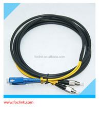 Fiber Optics Equipment/FC-SC Duplex waterproof siecor fiber optic cable
