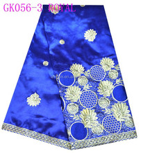 2015 new arrival george wrappers fancy new design Chinashow lace, African Exclusive Lace