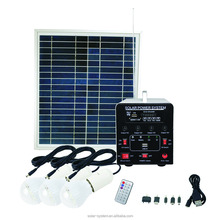 New solar energy plant FS-S201 with MP3 and FM