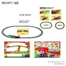 B/O Slot Toy, Merry Christmas Slot Car With EN71,62115