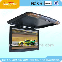 """19"""" Widescreen Smart Motorized Roof Bus Monitor"""