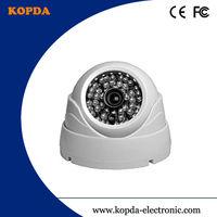 good price 700tvl cctv ir dome camera with 24pcs LED,3.6/6mm lens,distance>20m
