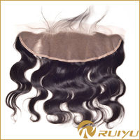 10-30 inch high quality virgin indian hair lace front closure