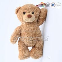Custom cuddle sitting plush toy teddy giant stuffed animal toys