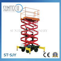 SUNTECH Scissor Jack for Wheelchair Manufacturer Lift Table