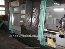 China manufacturer Jiangsu HHT brand big cnc lathe machine (CQK61125)