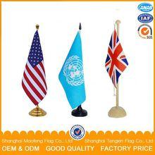 Different Country Desk Flags/Mini Desk Flag