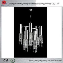 new design home lighting /crystal pendant light/pendant lamp crystal