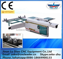 High precision wood panel cutting saw machine /table saw for MDF board