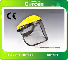 Industry Wire Entanglement Face Shield, Mesh Shield, Mesh Wire Shield