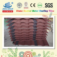 modern classical or Bond type roof tile stacked stone tiles