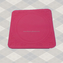 2015 Hot selling factory price promotional silicone placemat table mat