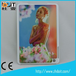 For ipad mini case, for ipad mini 2 sublimation leather case