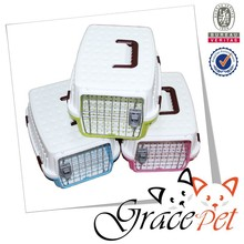 Wholesale IATA certified pet transportation carrier dog air cage