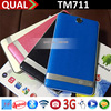 """Private design 7"""" MTK8312 3G WCDMA Android Tablet pc With Leather Flip Cover 2015 New Model B"""