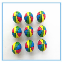 2015 New Popular High Quality Soft Beautiful Custom Mini Soft Basketball