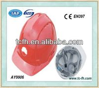 Newly ABS safety helmets with CE EN397 approved